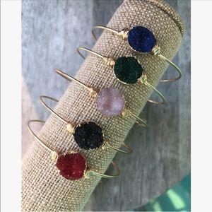 Jewelry - Druzy Bracelets